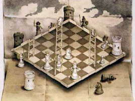 mc-escher-chess